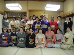 18 Experiencing traditional culture dressed in kimono